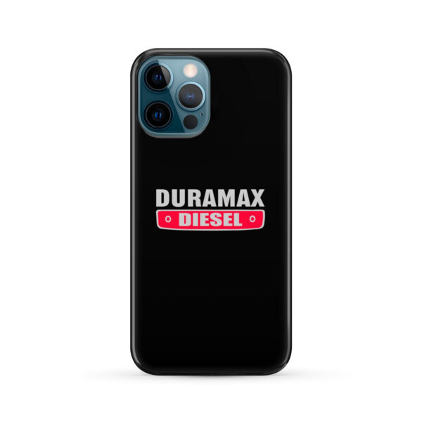 Duramax Diesel Logo for Nice iPhone 12 Pro Max Case