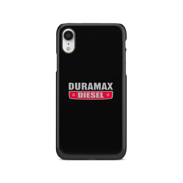 Duramax Diesel Logo for Personalised iPhone XR Case Cover
