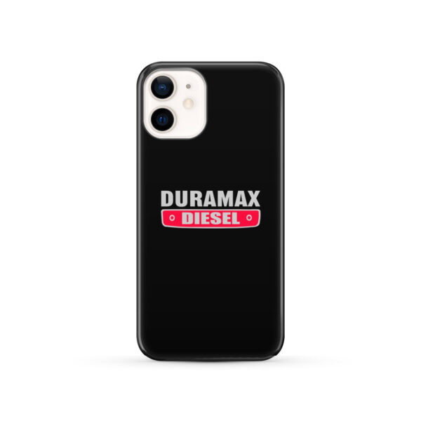 Duramax Diesel Logo for Stylish iPhone 12 Case Cover