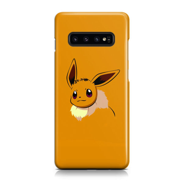 Eevee Pokemon Go Evolution for Beautiful Samsung Galaxy S10 Plus Case