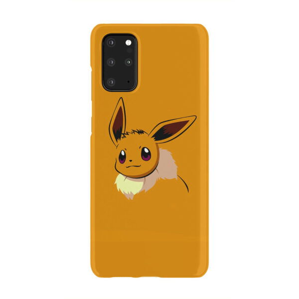Eevee Pokemon Go Evolution for Cool Samsung Galaxy S20 Plus Case