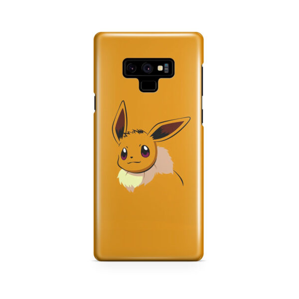 Eevee Pokemon Go Evolution for Customized Samsung Galaxy Note 9 Case