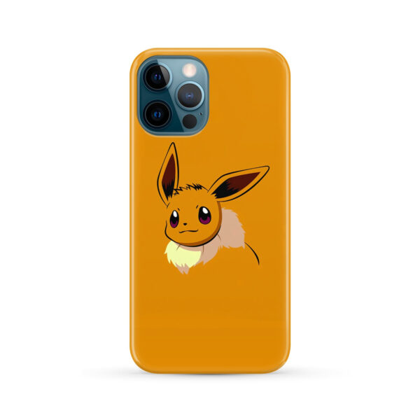 Eevee Pokemon Go Evolution for Newest iPhone 12 Pro Max Case Cover