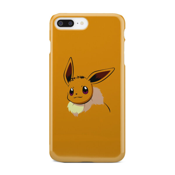 Eevee Pokemon Go Evolution for Premium iPhone 7 Plus Case Cover