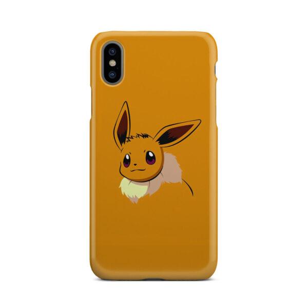 Eevee Pokemon Go Evolution for Trendy iPhone X / XS Case Cover
