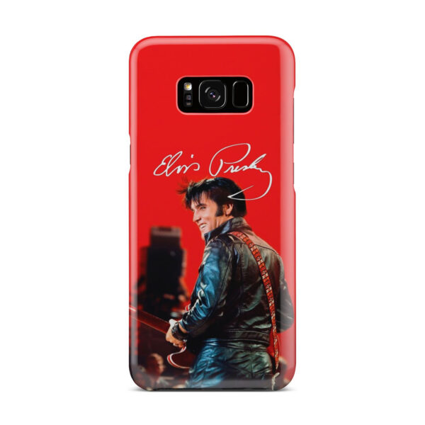 Elvis Presley for Beautiful Samsung Galaxy S8 Plus Case Cover