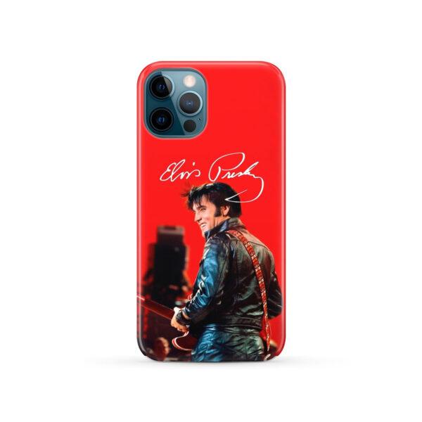 Elvis Presley for Custom iPhone 12 Pro Case