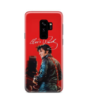 Elvis Presley for Customized Samsung Galaxy S9 Plus Case