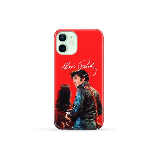 Elvis Presley for Cute iPhone 12 Mini Case