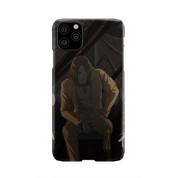Eren Jaeger Attack on Titan for Amazing iPhone 11 Pro Max Case
