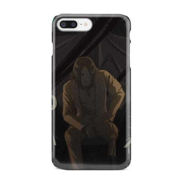 Eren Jaeger Attack on Titan for Amazing iPhone 7 Plus Case