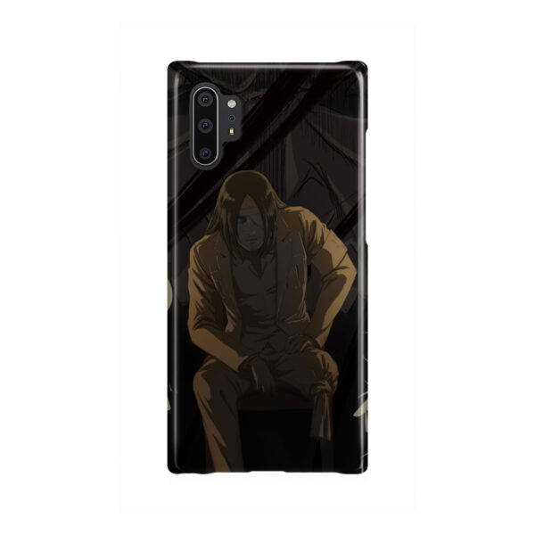 Eren Jaeger Attack on Titan for Best Samsung Galaxy Note 10 Plus Case Cover