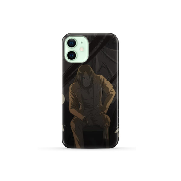 Eren Jaeger Attack on Titan for Cool iPhone 12 Mini Case Cover