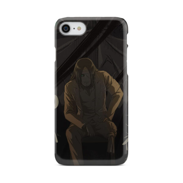 Eren Jaeger Attack on Titan for Cool iPhone 8 Case