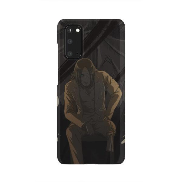 Eren Jaeger Attack on Titan for Custom Samsung Galaxy S20 Case