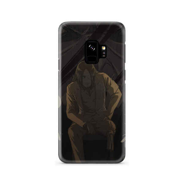 Eren Jaeger Attack on Titan for Customized Samsung Galaxy S9 Case