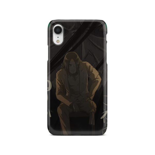 Eren Jaeger Attack on Titan for Cute iPhone XR Case
