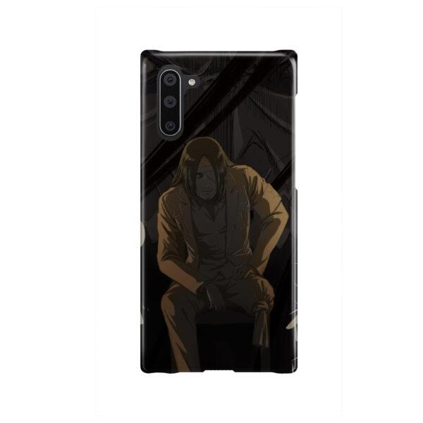 Eren Jaeger Attack on Titan for Newest Samsung Galaxy Note 10 Case