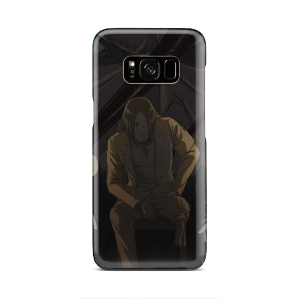 Eren Jaeger Attack on Titan for Premium Samsung Galaxy S8 Case Cover