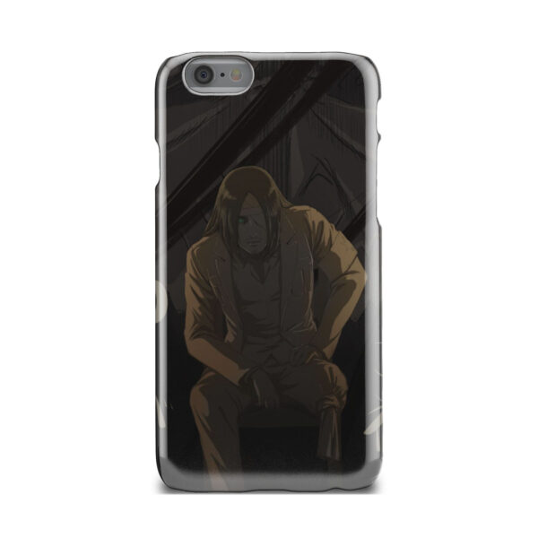 Eren Jaeger Attack on Titan for Simple iPhone 6 Case