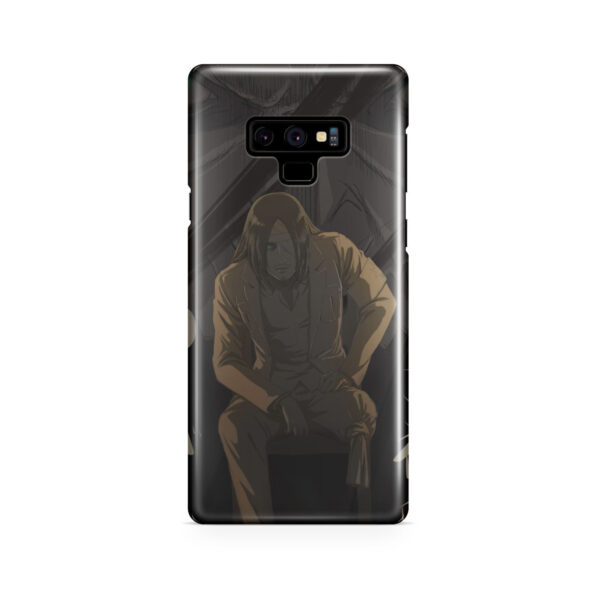 Eren Jaeger Attack on Titan for Stylish Samsung Galaxy Note 9 Case Cover