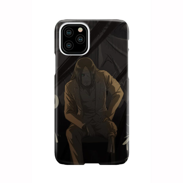 Eren Jaeger Attack on Titan for Trendy iPhone 11 Pro Case