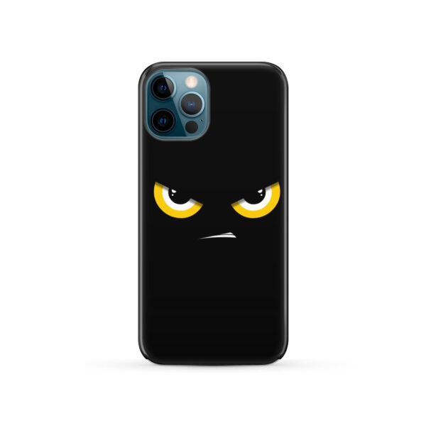 Fendi Eyes for Trendy iPhone 12 Pro Case