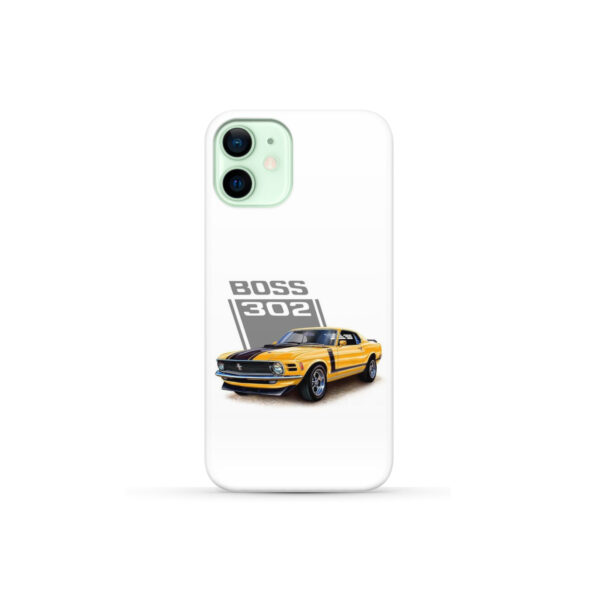 Ford Mustang Boss 302 for Amazing iPhone 12 Mini Case