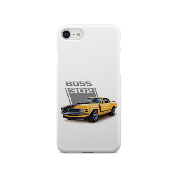 Ford Mustang Boss 302 for Beautiful iPhone SE 2020 Case Cover