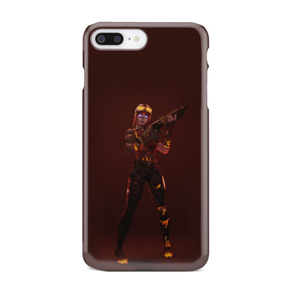 Fortnite Blaze for Amazing iPhone 8 Plus Case Cover