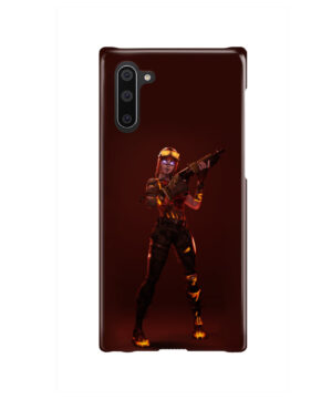 Fortnite Blaze for Cool Samsung Galaxy Note 10 Case