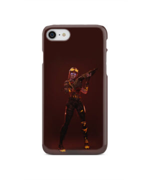 Fortnite Blaze for Customized iPhone SE 2020 Case