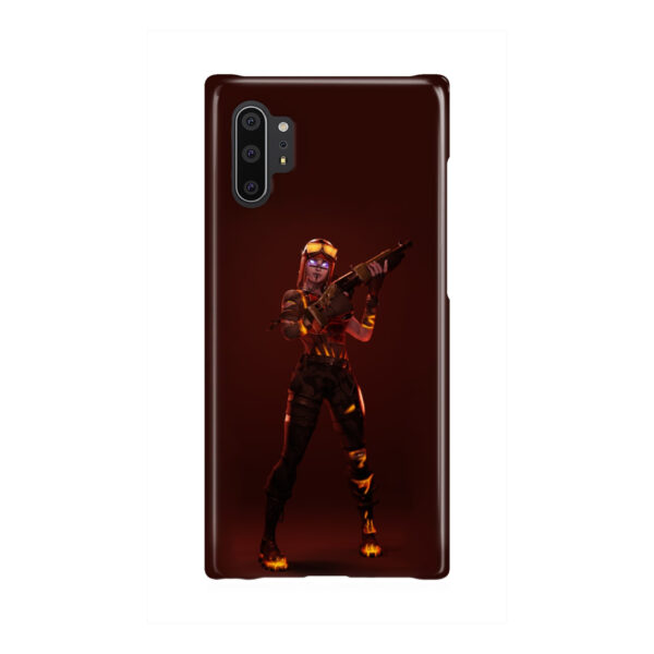 Fortnite Blaze for Customized Samsung Galaxy Note 10 Plus Case