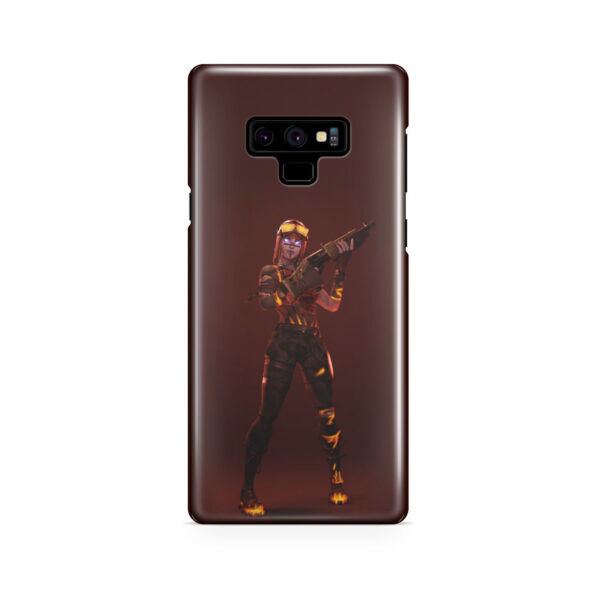 Fortnite Blaze for Customized Samsung Galaxy Note 9 Case Cover