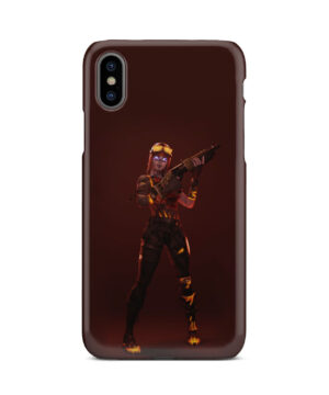Fortnite Blaze for Cute iPhone X / XS Case Cover