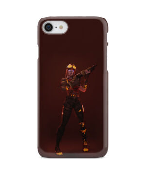 Fortnite Blaze for Personalised iPhone 8 Case Cover