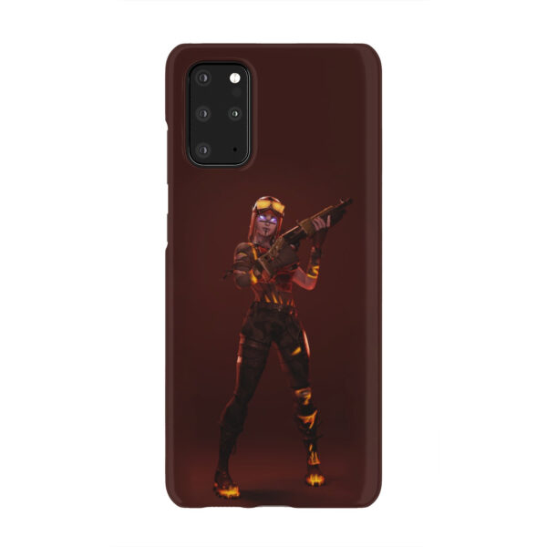 Fortnite Blaze for Personalised Samsung Galaxy S20 Plus Case Cover