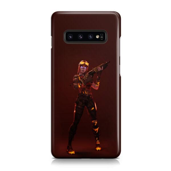 Fortnite Blaze for Premium Samsung Galaxy S10 Plus Case