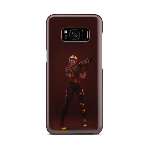 Fortnite Blaze for Simple Samsung Galaxy S8 Case Cover