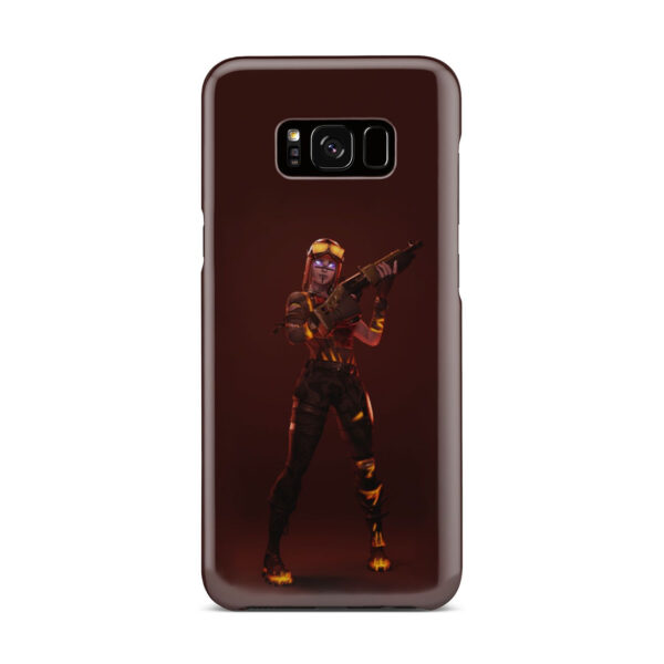 Fortnite Blaze for Simple Samsung Galaxy S8 Plus Case Cover