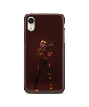 Fortnite Blaze for Unique iPhone XR Case Cover