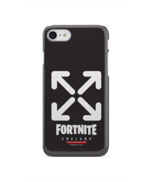Fortnite England Logo for Cool iPhone SE 2020 Case