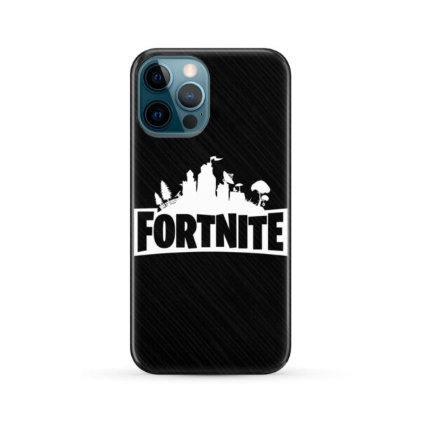 Fortnite Logo for Customized iPhone 12 Pro Max Case
