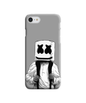 Fortnite Marshmallow Dj for Amazing iPhone 8 Case Cover