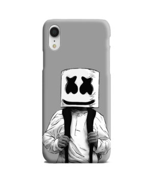 Fortnite Marshmallow Dj for Best iPhone XR Case Cover