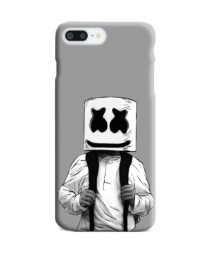 Fortnite Marshmallow Dj for Cool iPhone 7 Plus Case Cover