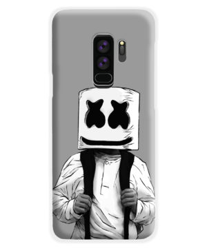 Fortnite Marshmallow Dj for Cute Samsung Galaxy S9 Plus Case Cover