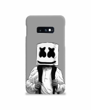 Fortnite Marshmallow Dj for Newest Samsung Galaxy S10e Case Cover