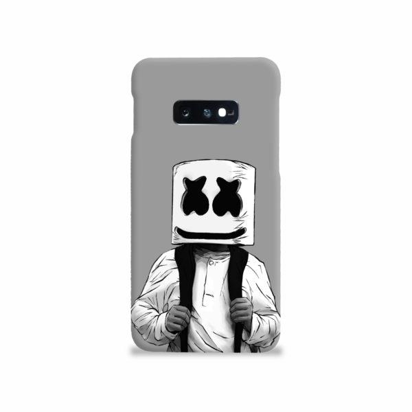 Fortnite Marshmallow Dj for Newest Samsung Galaxy S10e Case Cover