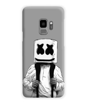 Fortnite Marshmallow Dj for Newest Samsung Galaxy S9 Case Cover